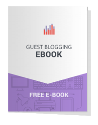 E Book - Guest Blogging